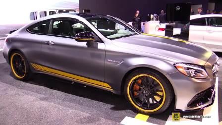 2017款梅赛德斯奔驰C63 AMG 版本1的外观与内饰