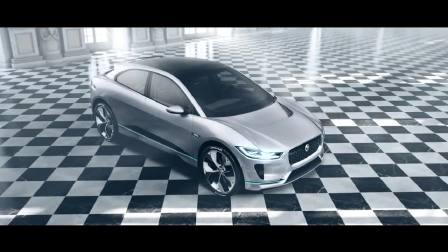 捷豹首款全电动概念汽车I-PACE