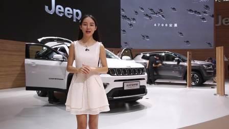 2016广州车展 Jeep指南者正式首发