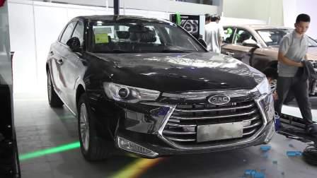 2016广州车展 江淮瑞风A60家族式的代表