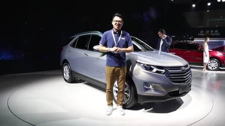 2016广州车展 雪佛兰探界者带着逆袭的心态来战