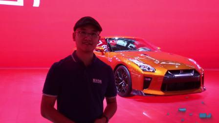 2016广州车展 日产超跑GT-R新款 内饰动力大提升
