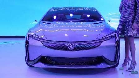2016广州车展 别克Velite概念车 引领新能源潮流