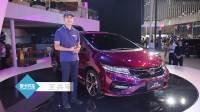 2016广州车展 东风本田新款杰德颜色比配置更大胆