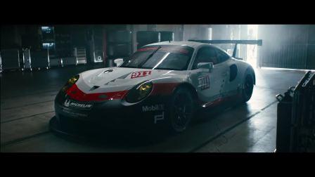 先锋部队 全新保时捷911 RSR