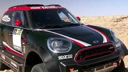 2017款MINI John Cooper Works Rally外观内饰实拍