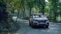 荣威eRX5插电混动互联网SUV 更专心更动心