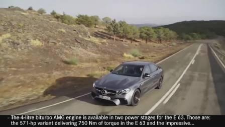 2017款奔驰AMG E63 S 动力再升级