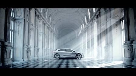 捷豹I-PACE概念车发布 电动汽车新高度