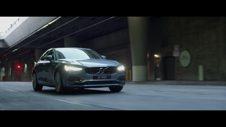 沃尔沃全新S90长轴距豪华轿车赏析