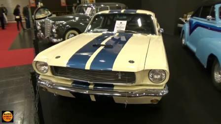 1966款福特野马GT 350 经典再现