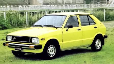 1981–83款大发Daihatsu Charade G10