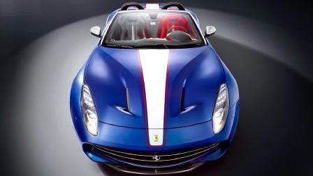 2014年全球限量10台的法拉利F60America