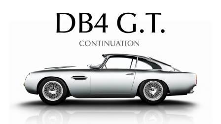 2017款阿斯顿马丁DB4 G.T.