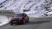 2017款Mini John Cooper Works Clubman山路驾驶