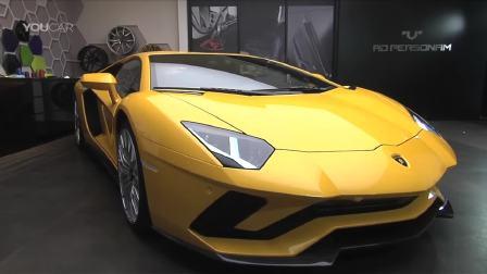 2017款兰博基尼Aventador S 细节大揭秘