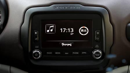 全车功能展示 JEEP自由侠 娱乐及通讯系统展示