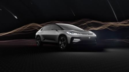 未来之车 Faraday Future FF 91