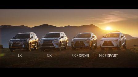 那些雷克萨斯的新款SUV