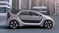 克莱斯勒Portal概念车发布