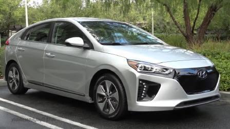 2017款现代Ioniq EV 出行更环保