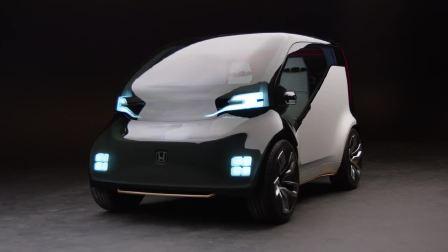 2017款本田NeuV概念车发布
