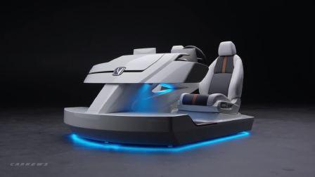本田HMI概念车发布 科技化出行