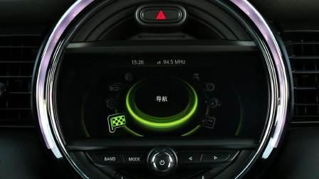 MINI CABRIO  导航系统展示