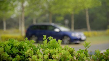 大众 Golf R 旅行轿车 外观展示