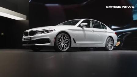 2017全新BMW 5系 经典重现 惊世登场