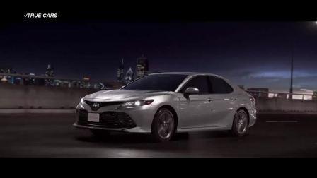 2018款 丰田凯美瑞 全车性能设计详解