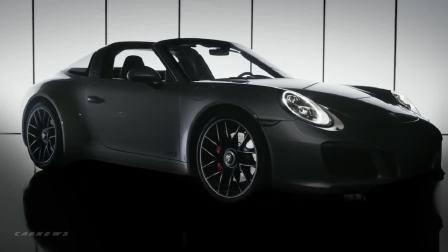 2017款 保时捷911GTS 海外宣传短片