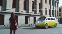 2017北美车展 大众全新概念车 I.D.BUZZ