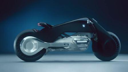 宝马Next 100 电动摩托车 开启摩托车新领域