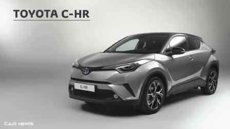 2017款 丰田C-HR静态展示