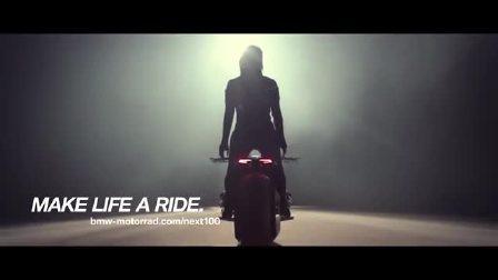 宝马自平衡摩托车 科技成就未来