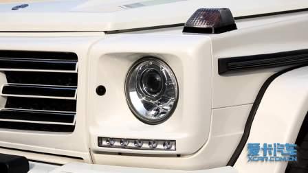 【全车功能展示】 奔驰G级 灯光展示