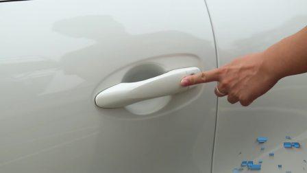 【全车功能展示】雷诺科雷嘉 无钥匙进入及启动展示