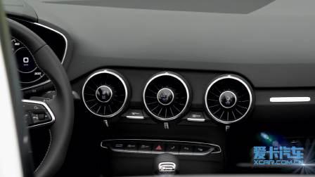 【全车功能展示】 奥迪TTS敞篷 空调系统展示
