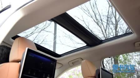 雷克萨斯RX 车内功能展示