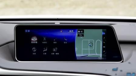 雷克萨斯RX 导航系统展示