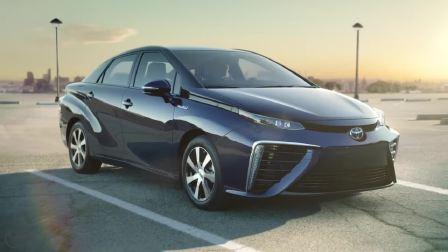 丰田Mirai 打造全新的绿色科技