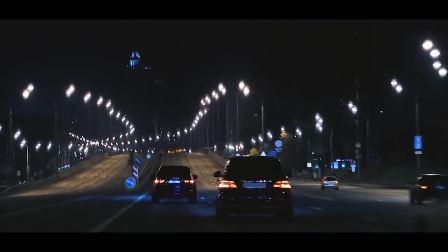 惺惺相惜的对手 宝马X5M与奔驰ML63大战黑夜公路