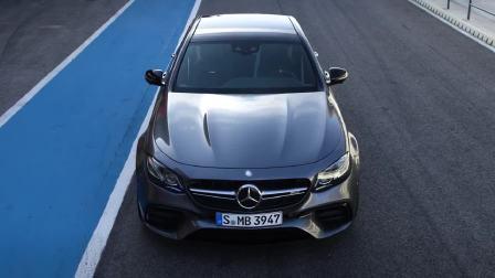 施奈德提出的全新梅赛德斯奔E63AMG
