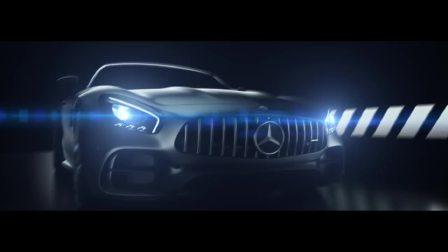 全新梅赛德斯奔驰AMG GT C Edition 50版