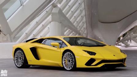 全新兰博基尼Aventador S讲解