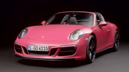 全新2018款保时捷911 Carrera GTS 试驾及保时捷 911 Targa 4 GTS试驾