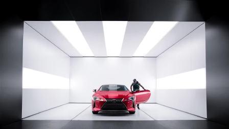 2017款雷克萨斯LC500 人车生活