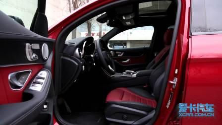 奔驰GLC轿跑SUV 储物空间展示