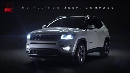2017日内瓦车展Jeep指南者